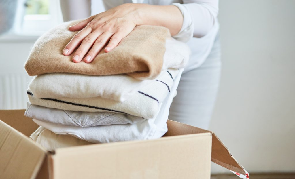 Will Clothes Get Ruined In a Storage Unit?