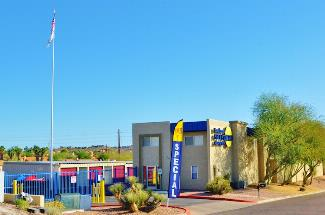 Entrance - Southern Self Storage - Fountain Hills, AZ