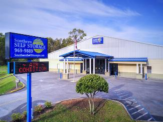 Entrance - Southern Self Storage - Pensacola, FL
