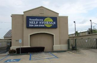 Office - Southern Self Storage - Gretna - Louisiana