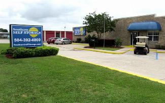 Office - Southern Self Storage - Belle Chasse - Louisiana