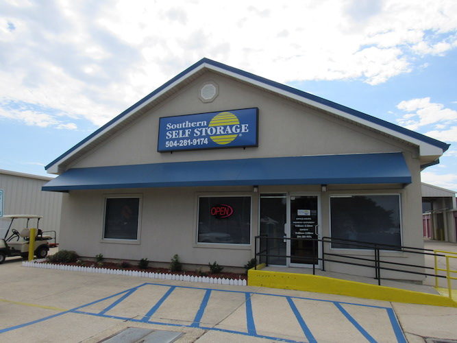 Southern Self Storage Chalmette Office - Southern Self Storage - Chalmette - Louisiana