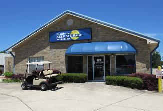 Office - Southern Self Storage - South Slidell - LA