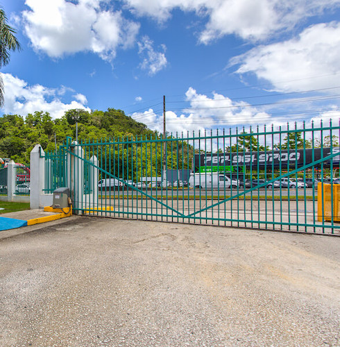 Southern Self Storage - Caguas, PR - Gate