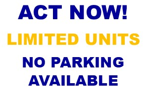 Act Now! Limited Units Available At This Facility